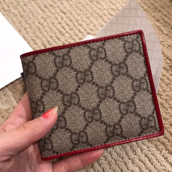 3f511f4b6864 Gucci Bags | Nwt Authentic Gg Plus Mens Bifold Wallet | Poshmark